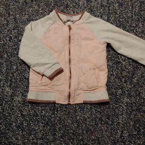 Toddler spring jacket
